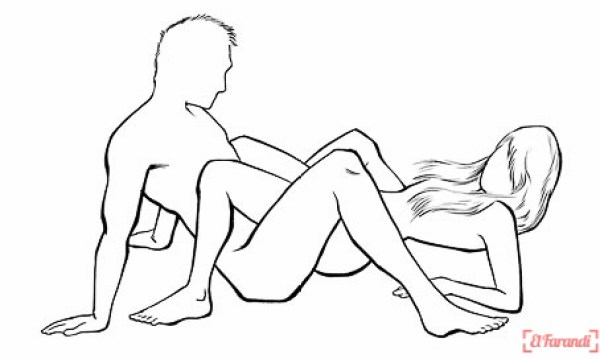 Different sex positions drawing maybe, were