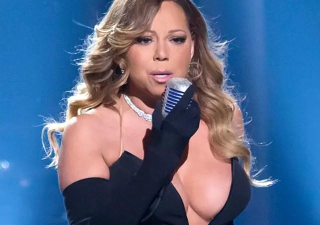 Mariah Carey prepara un concierto navideño que se transmitirá por Apple Tv 🎤🎄