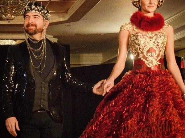 Mariam Habach no ganó el Miss Universo, pero conquistó las pasarela de Nueva York [Fotos?]