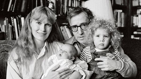 Al estilo Leaving in Neverland: HBO prepara documental sobre Woody Allen y Mia Farrow