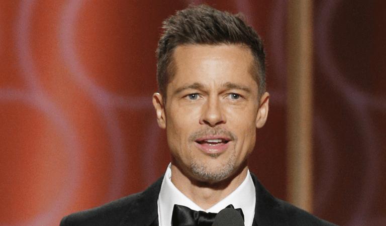 Brad Pitt ya consiguió nueva pareja igualita a Angelina Jolie [Foto]