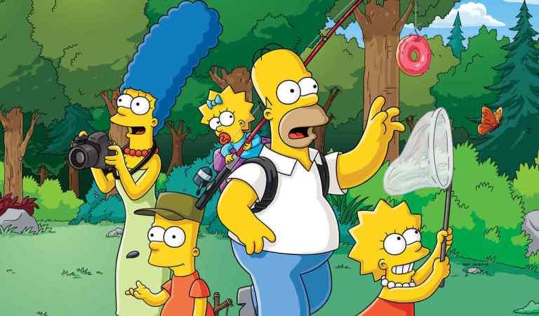 Los Simpson predicen cómo será la toma de posesión de Joe Biden