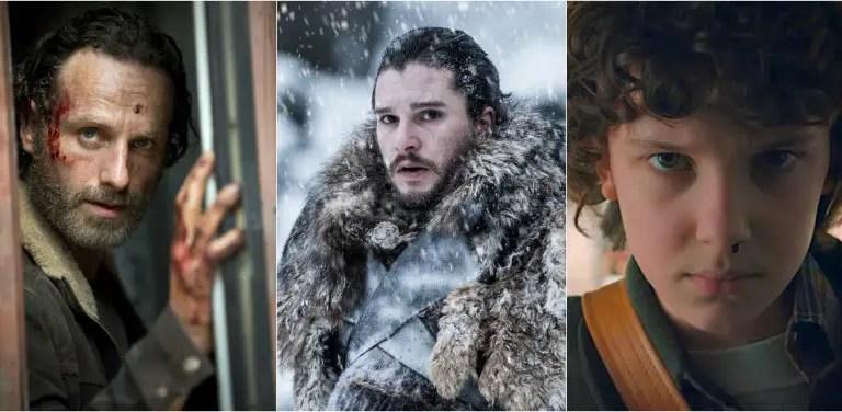 Estas son las series que más dieron de qué hablar en 2017 ?