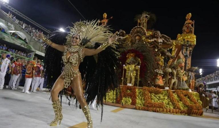 Estas son las mejores fotos del Carnaval de Río de Janeiro ??