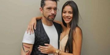 Sharon Hidalgo y Irrael Gómez