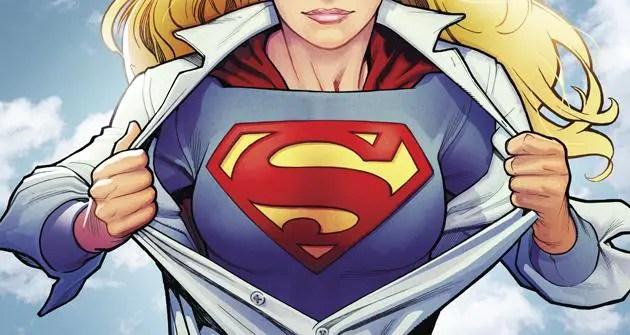 Warner está cocinando una película sobre Supergirl