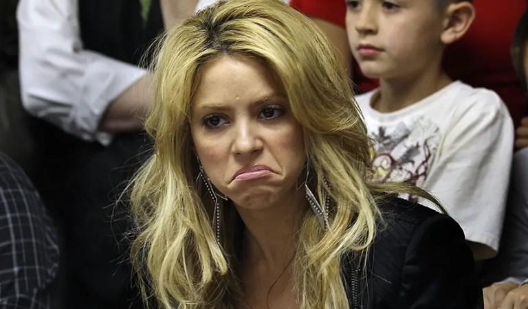 Así fue como Shakira fue atacada por cochinos de monte en un parque «Me han reventado todo»