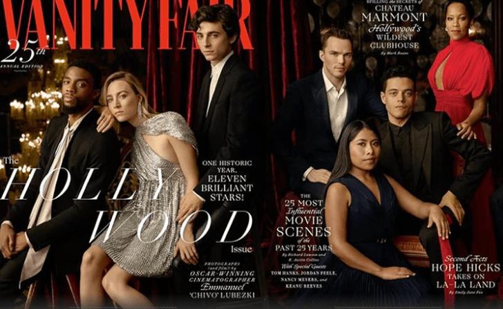 Yalitza Aparicio suma más éxito a su carrera, ahora es la nueva portada de Vanity Fair