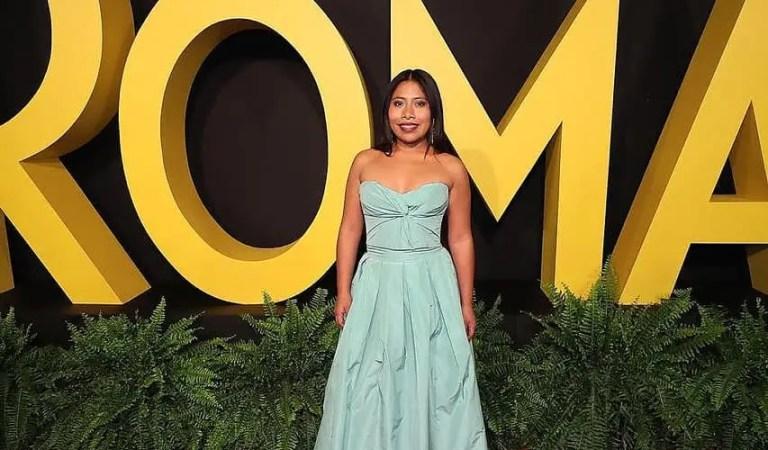 Así reaccionó Yalitza Aparicio al enterarse de su nominación al Óscar ?
