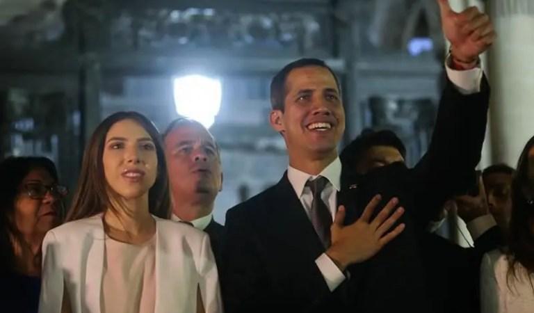 Las contundentes revelaciones Fabiana Rosales sobre su salida por Cúcuta y regreso por Maiquetía [VIDEOS]