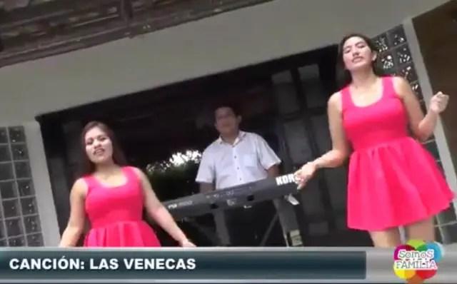 ¡Sigue la xenofobia! Grupo peruano lanza una canción que denigra a las venezolanas ??
