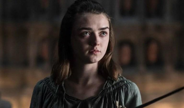 El cuerpo desnudo de Maisie Williams fue lo más comentado del segundo capítulo de Game of Thrones  (Captura)