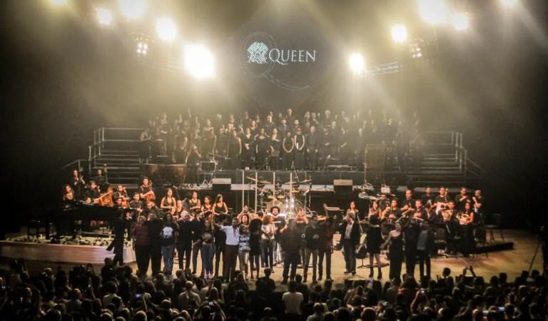 La esencia de Queen estuvo en el Teresa Carreño [Fotos]