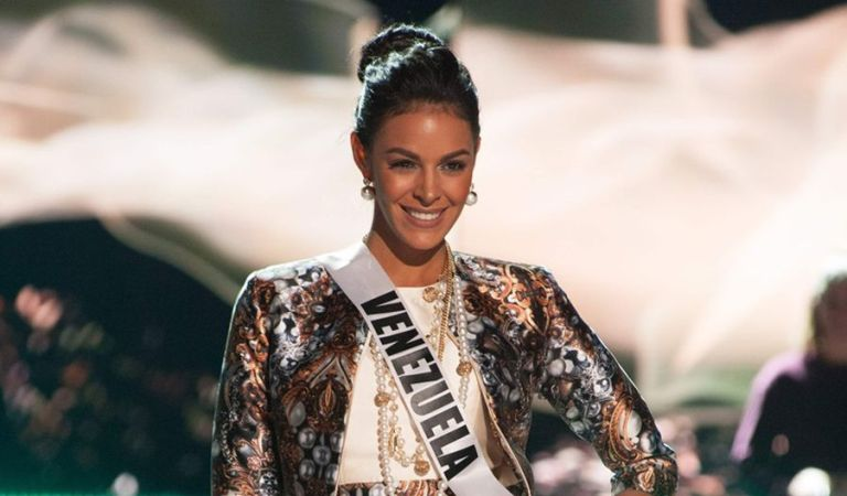 Keysi Sayago en el Miss Universo «limpié el nombre de Venezuela», tras las acciones de Mariam Habach ??