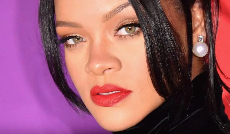 Rihanna enloquece las redes sociales con un comentario en Instagram