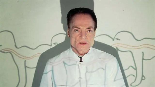 The Human Centipede: Fallece a los 78 años Dieter Laser, el doctor más sádico en la historia del cine