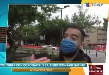 """""""Idiota e irresponsable"""": El youtuber venezolano, David Show en blanco de críticas  ??"""