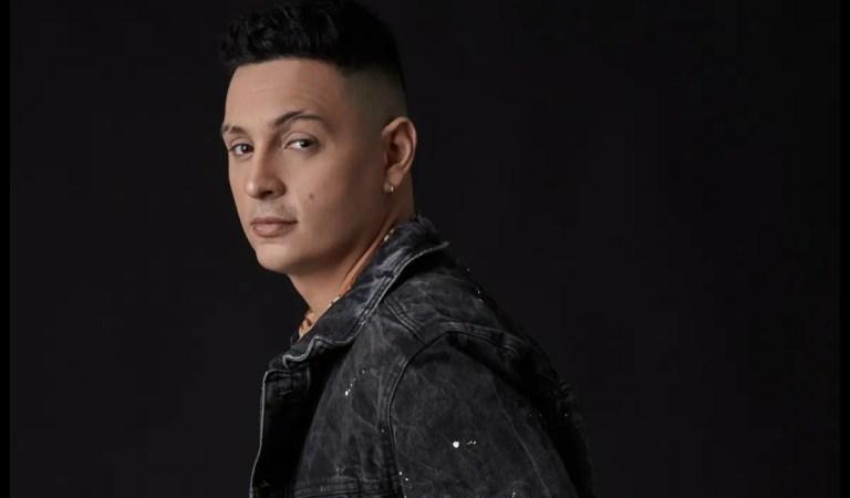Inspirado en sus «Victorias» y en «Baby Liam»: Víctor Drija está de estreno 👶🎶