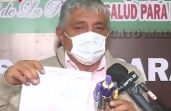 ¡Ah ok! Ministro boliviano asegura que Thanos nos está ganando [VIDEO]