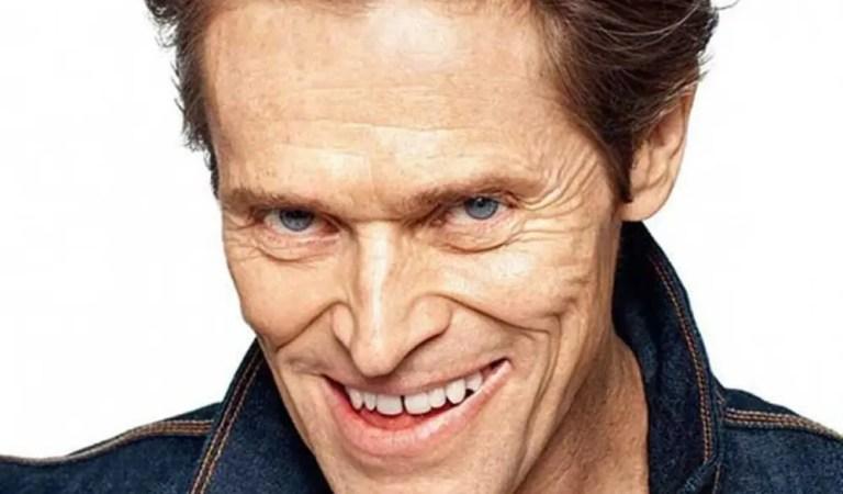 Willem Dafoe es la imagen de la 68ª edición del Festival de Cine de San Sebastían