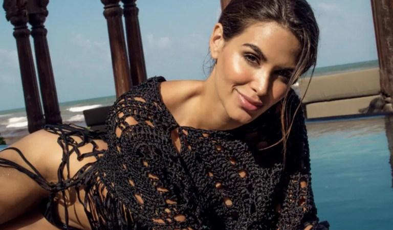 ¡Dando de qué hablar! Michell Roxana Castellanos es la protagonista de una revista en México👑👏