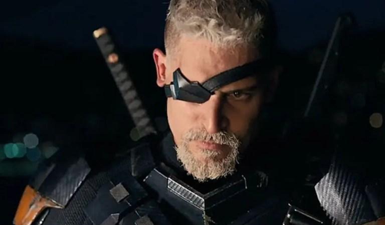 Joe Manganiello regresará como Deathstroke en el «Snyder Cut» de la Liga de la Justicia
