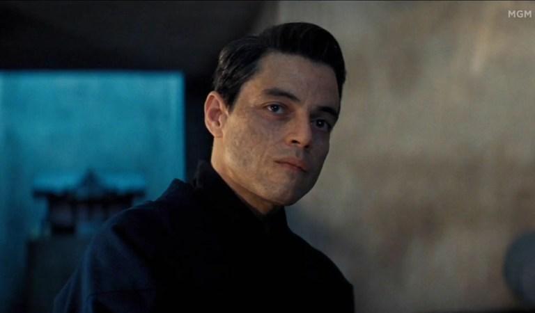 ¿El Safín de Rami Malek es en realidad Dr. No?