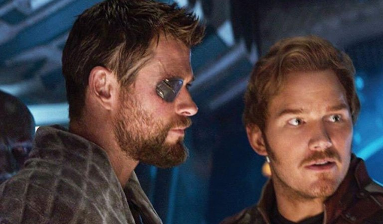 Thor, Love and Thunder: Chris Pratt regresará como Star-Lord