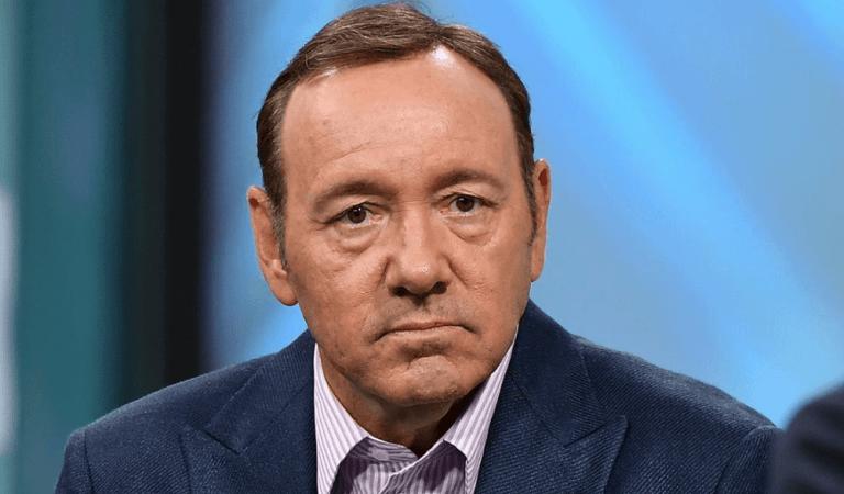 Kevin Spacey insiste en que son falsas las acusaciones de abuso sexual en su contra 😞❌