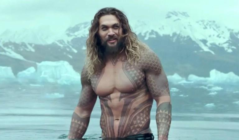 ¡Aww! Jason Momoa regaló su tridente de Aquaman a un fan con cáncer cerebral 🥺🔱