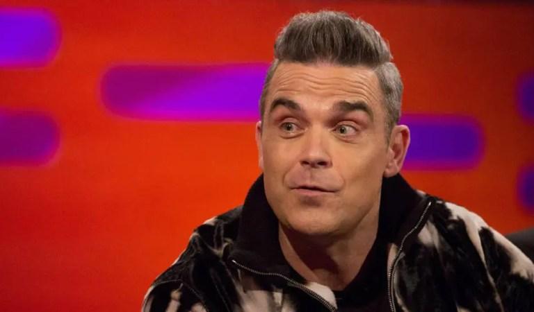 ¡Negocio redondo! Robbie Williams se reinventa y lanzará su propia línea de galletas 🍪🤤