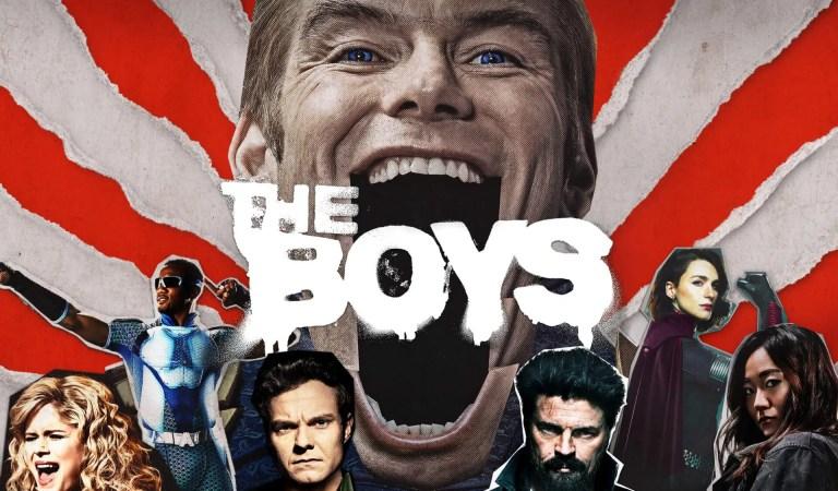 The Boys: En la tercera temporada habrá una orgía de superhéroes
