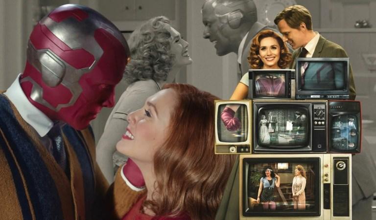 WandaVision: Elizabeth Olsen da detalles de su personaje  [SPOILER]