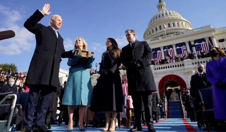 ¿Cuál es la historia de la Biblia con la que fue juramentado Joe Biden? 📖🇺🇸
