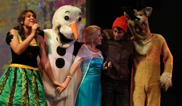 ¡Todo está listo! «Frozen 2: El Musical» llega al teatro ❄️🤩