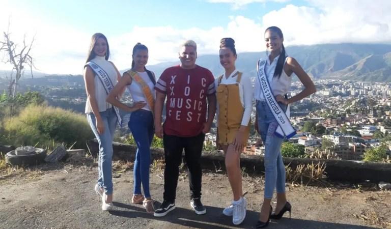 Con «Reinas por una noche»: Jackson Javier regala sonrisas a la comunidad de Petare 👠👑