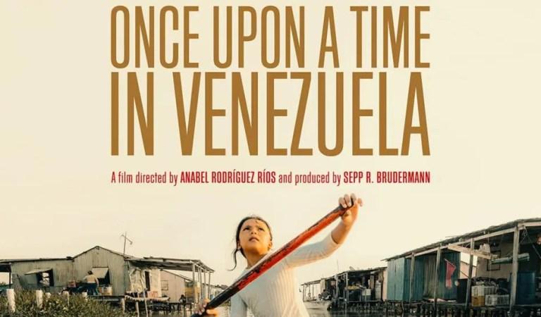 ¿Ya la viste? «Once upon a time in Venezuela» está prenominada al Óscar 👏🎬