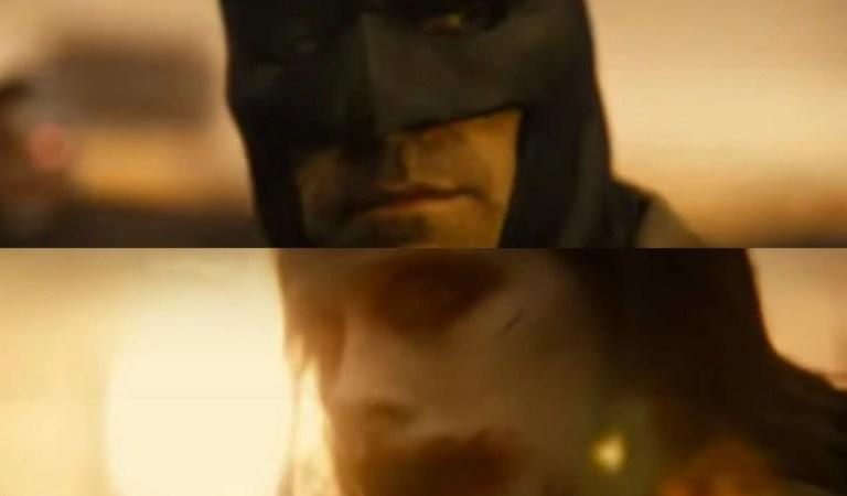 Snyder Cut: El Joker de Jared Leto y el Batman de Ben Affleck se encuentran cara a cara