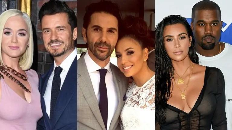 Día del amor:  Top 5 de parejas de famosos que se la comieron con las propuestas de matrimonios