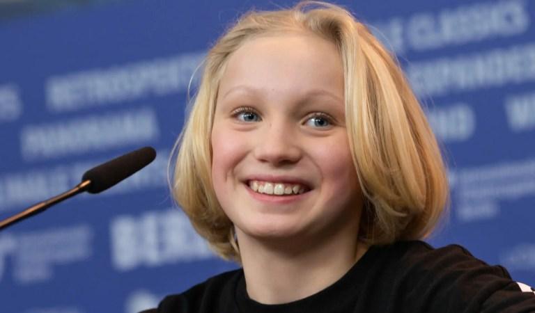 Helena Zengel, la niña actriz que podría romper récords en Hollywood