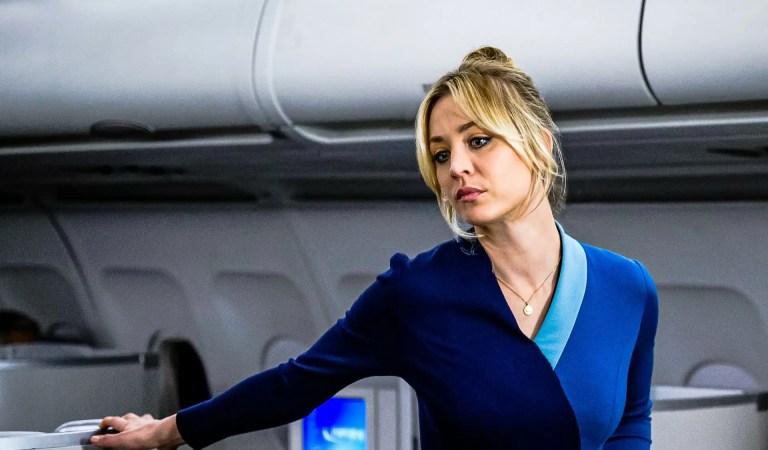 The Flight Attendant: Así reaccionó Kaley Cuoco por su nominación a los Globos Oro