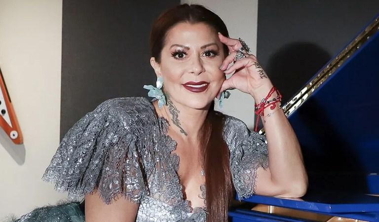 «Nadie tiene que tocarte»: Alejandra Guzmán salió en defensa de la mujer que acusó a Vicente Fernández 💪👏