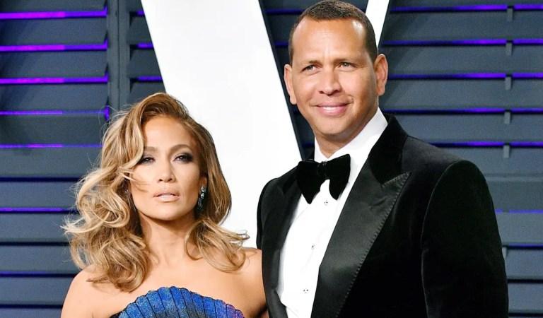 El gesto de Alex Rodríguez con Jennifer Lopez que los dejó en evidencia 💔💍