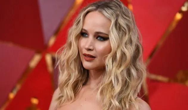 ¡CORTE! Jennifer Lawrence resultó herida por una explosión en un set de grabación 🤕🎬
