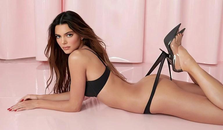 Las explosivas fotos de Kendall Jenner de la que todo el mundo habla
