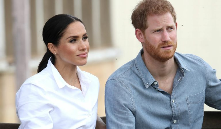 Hablarán de todo: El príncipe Harry y Meghan Markle tendrán su primera entrevista tras su salida de la monarquía  😮😳