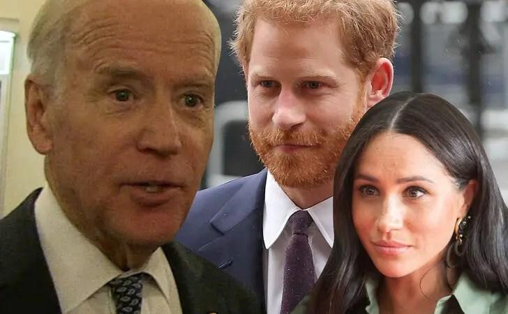OMG! La Casa Blanca también opinó sobre las revelaciones de Meghan Markle y el príncipe Harry
