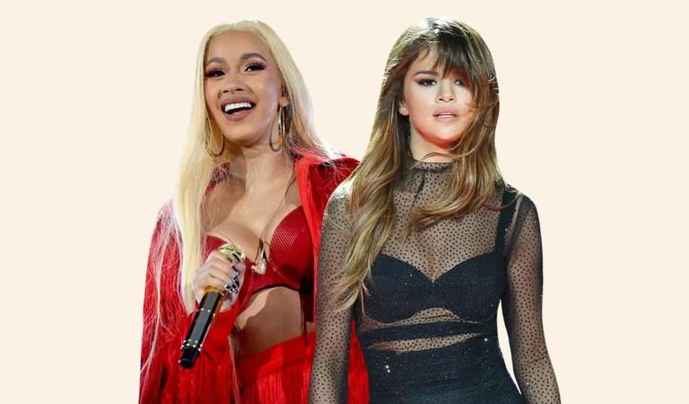 Cardi B se opone a que Selena Gómez se retire de la música