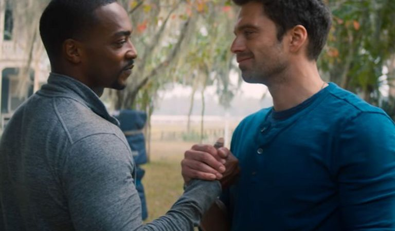 Los contratiempos del rodaje de «The Falcon and The Winter Soldier»