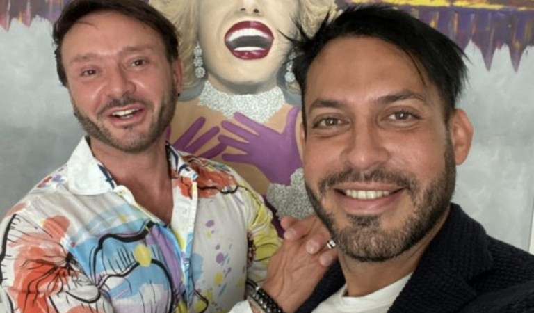 ¡Regalando sonrisas! Viktor Rom y Marco Lux sorprendieron a madres venezolanas 👏🤗